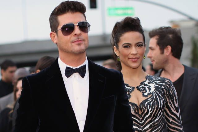 Robin Thicke and Paula Patton call it quits. Click here to read the story.