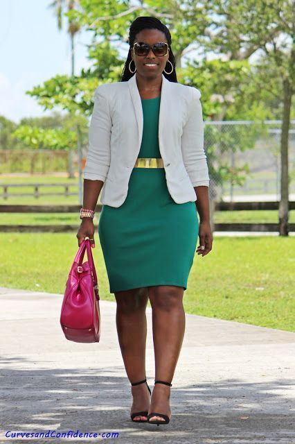 nice Three Tips For Choosing Women's Plus Size Career Clothing