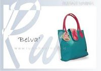 A 'Favourable' Belva This one has a bag pipe anggung shape and feminine, very fitting for you