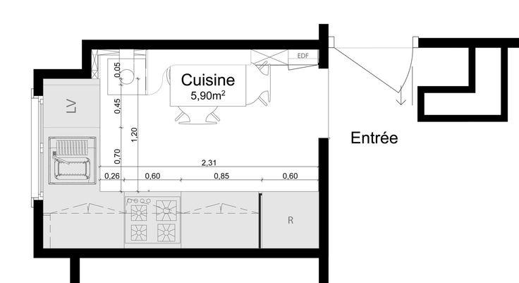 1000 ideas about petite cuisine on pinterest kitchens for Petite cuisine pratique