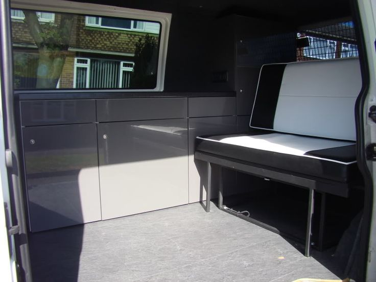 16 best images about t4 interiors on pinterest shape for Vw t4 interior designs