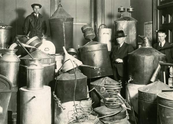 prohibition era moonshine