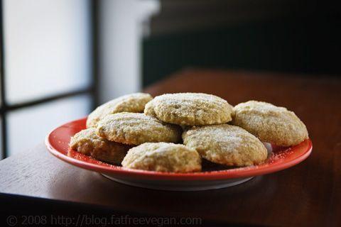 Кокосовые печенья из окары (тофу) (БЛ)