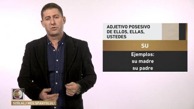 Spanyol szótár - Kattints ide a 41-45. adás szavaiért!