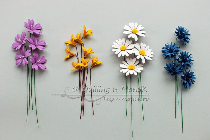 481 Best Kwiaty Images On Pinterest Quilling Designs