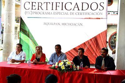El Paredonjqn: ENTREGAN 24 CERTIFICADOS DE PRIMARIA Y SECUNDARIA ...