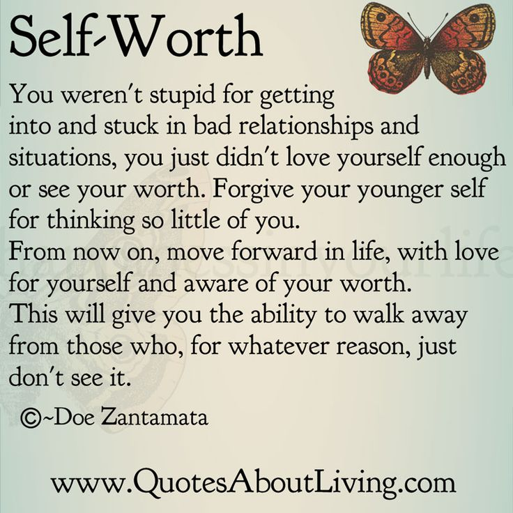 15 Best Self Worth Quotes Images On Pinterest