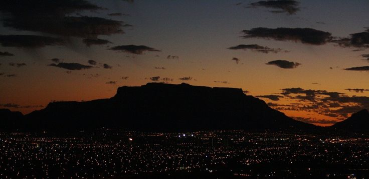 Cape Town - Table Mountain <3
