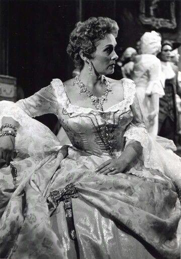 Elisabeth Schwarzkopf as die Marschallin