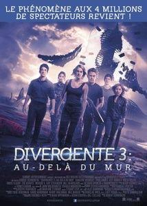 Divergente 3 : au-delà du mur film streaming