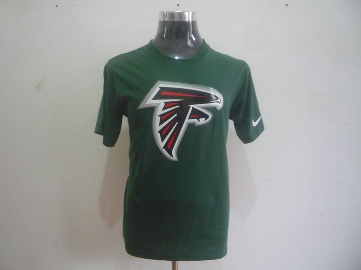 ... Professional USA Cheap NFL Nike T-Shirt Atlanta Falcons Sideline Legend  Authentic Logo Dri- ... 656b2d459