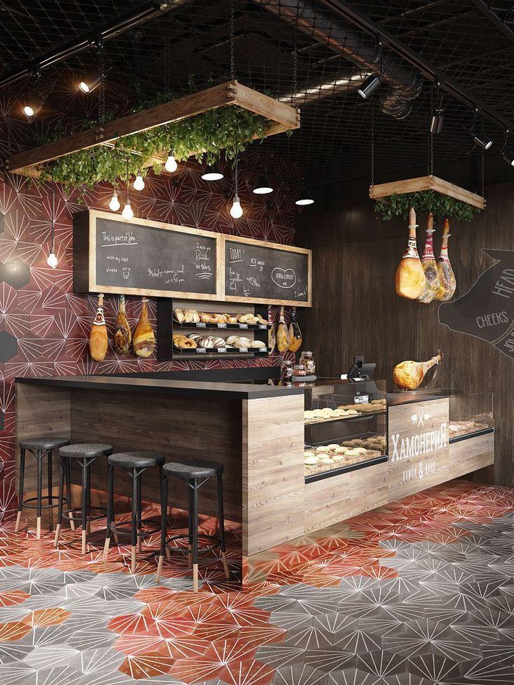 Bar And Restaurant Design Ideas