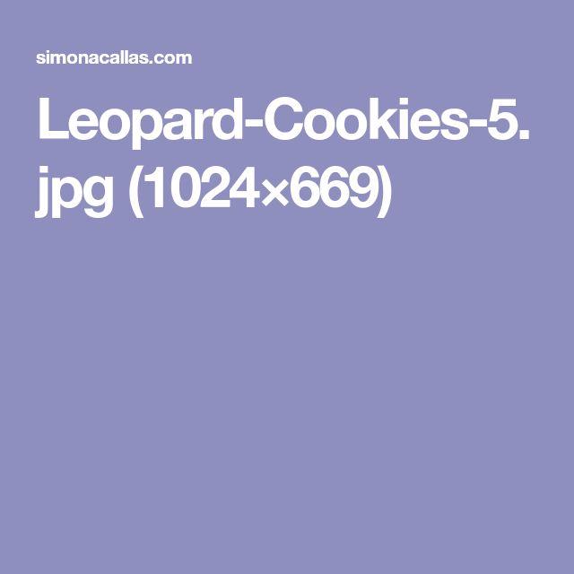 Leopard-Cookies-5.jpg (1024×669)