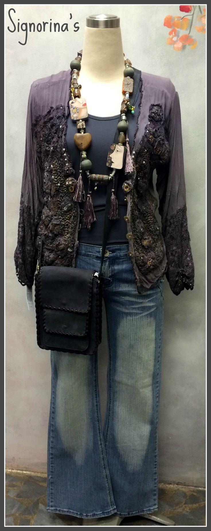 New designs - bag, Jacket and jeans
