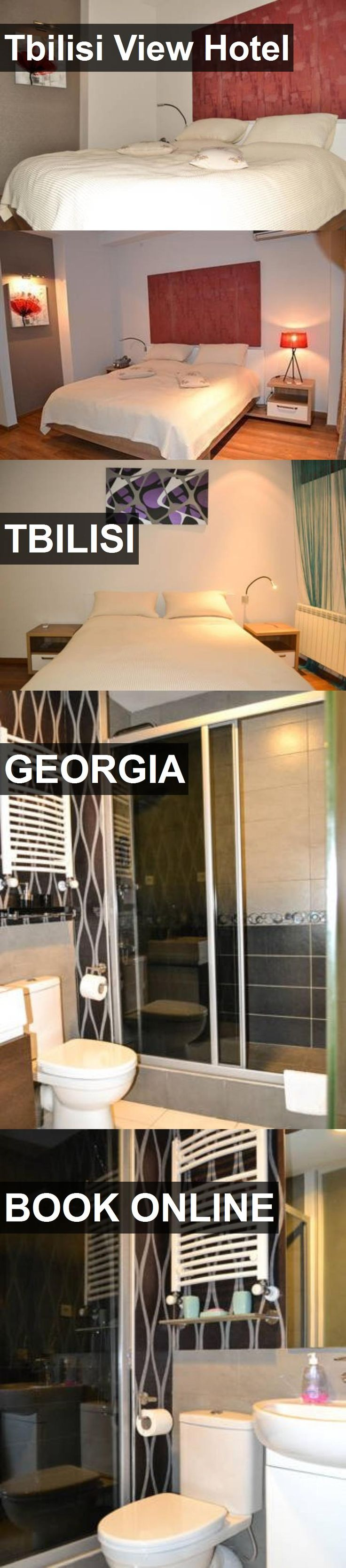 Tbilisi View Hotel in Tbilisi, Georgia. For more information, photos, reviews and best prices please follow the link. #Georgia #Tbilisi #travel #vacation #hotel
