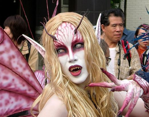 Evil Fairy | Makeup | Pinterest