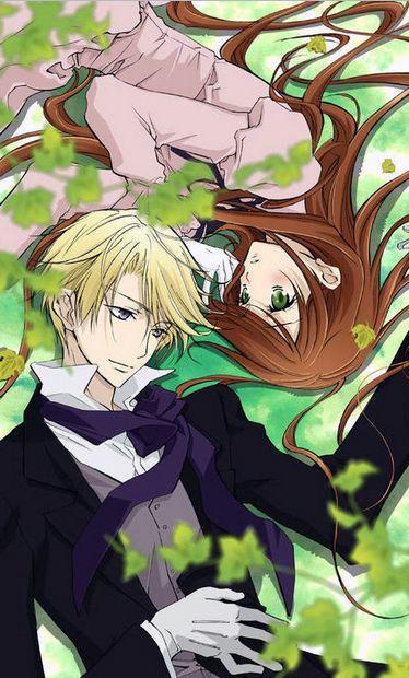 Edgar J. C. Ashenbert & Lydia Carlton - Earl And Fairy,Anime
