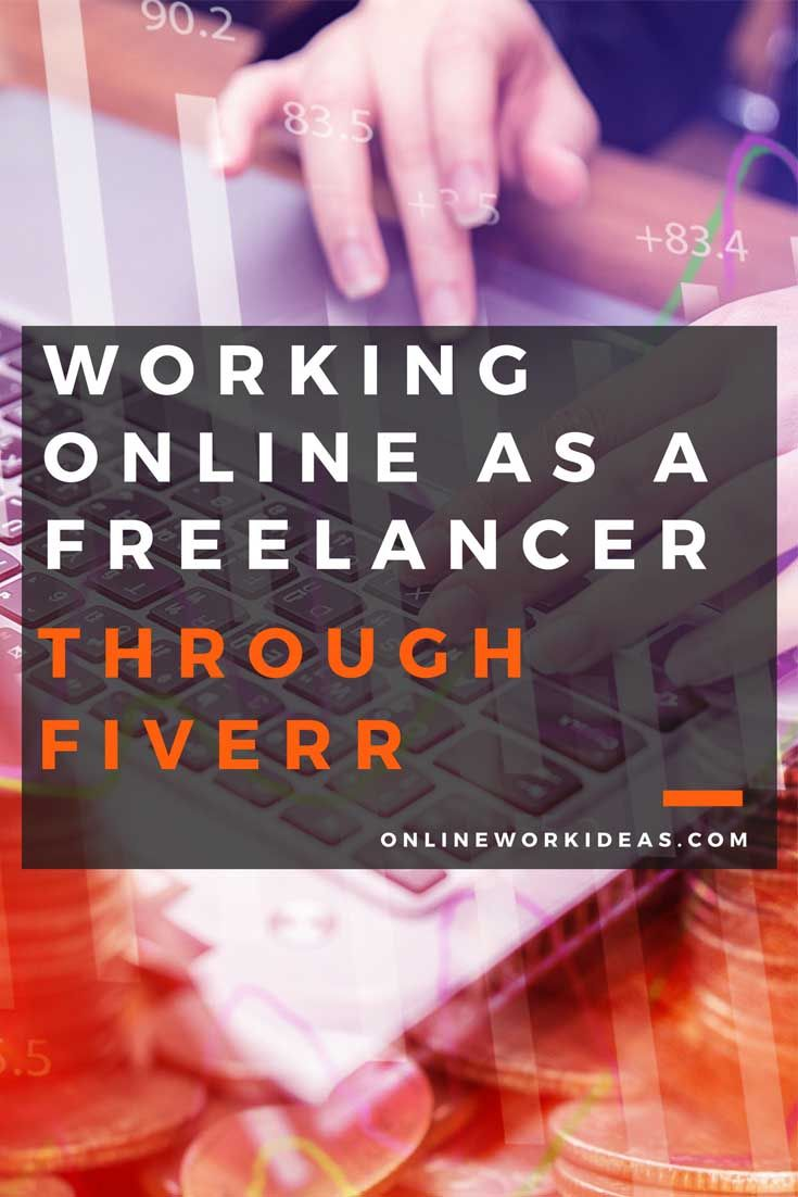Earn money or increase your income by selling your services worldwide, as a freelancer, through the online marketplace of Fiverr.com. Learn why you should consider it.