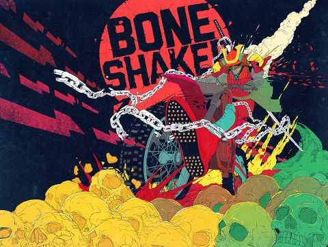 「Bone Shaker」/「kudamono790」のイラスト [pixiv]
