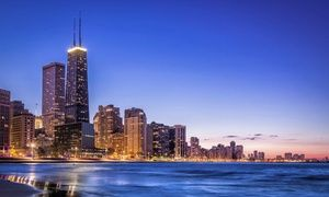 Groupon - Stay with Daily Parking at The Gwen Hotel in Chicago, IL. Dates into April.  in Chicago, IL. Groupon deal price: $85.79