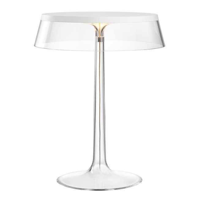 Flos Lampe de table Bon Jour LED 13W H 41 cm Dimmable www