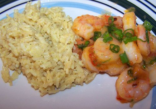Ingredients 1 lb Shrimp Fresh chives (or green scallions) 1/4 cup hot and spicy mayonnaise 1/4 cup sweet chili sauce Directions Cook shrimp in your preferred manner, baked, fried, etc. (no flavoring just cook shrimp) Mix hot and spicy mayonnaise and sweet chili sauce When shrimp is done mix with mixture and top with chives …