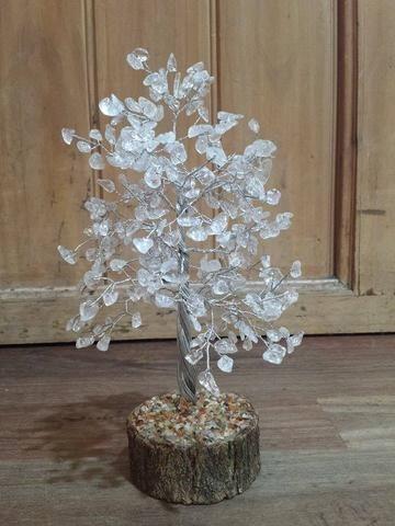 Tree Clear Quartz