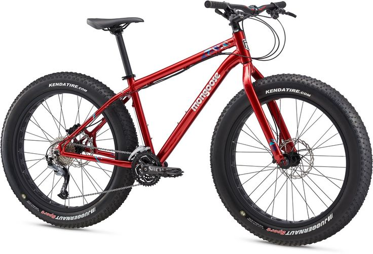 "Buy Mongoose Argus Sport 26"" Mountain Bike 2017 - Fat bike at Tredz Bikes. £594.99 with free UK delivery"
