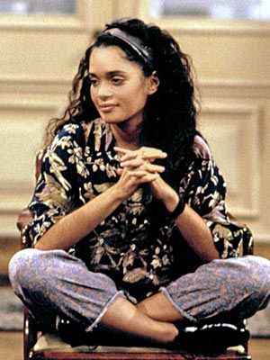 Lisa Bonet-I've always liked her funky style & personality:)