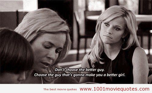 This Means War (2012) - movie quote