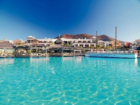 H10 Rubicon Palace Spain, Lanzarote, Playa Blanca...8 days until I'm here again :)