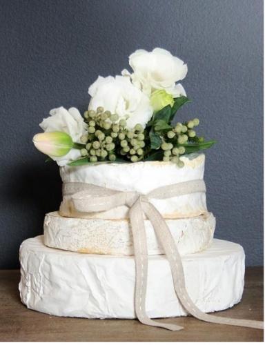 Wedding cake cheese tower #wedding #cake #cheese