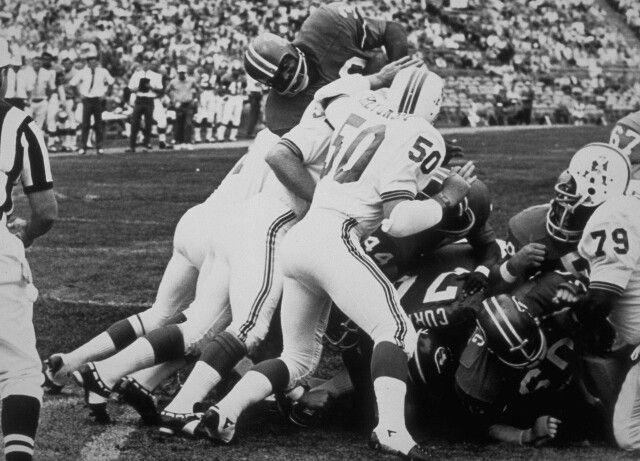 Sept 14, 1969 Broncos vs Patriots