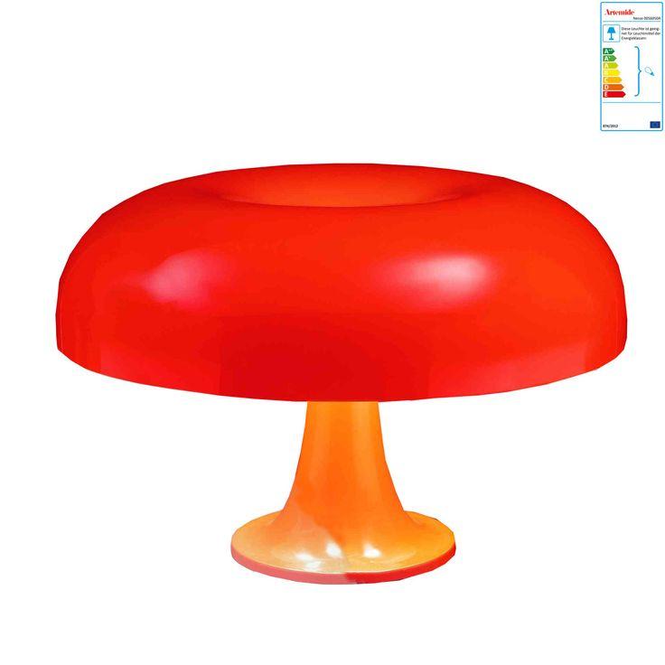 geniale ideen tischleuchte orange große bild oder bffdeadfbabd