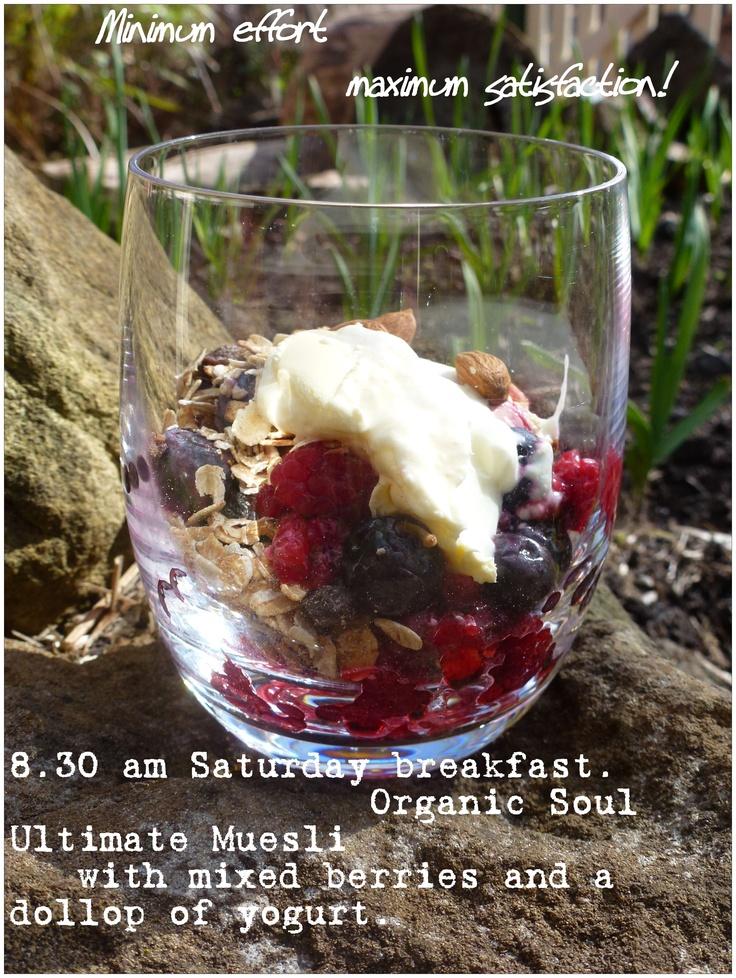 Breakfast Organic Soul style