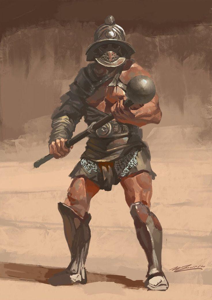 Hooligans of History: Of Gladiators