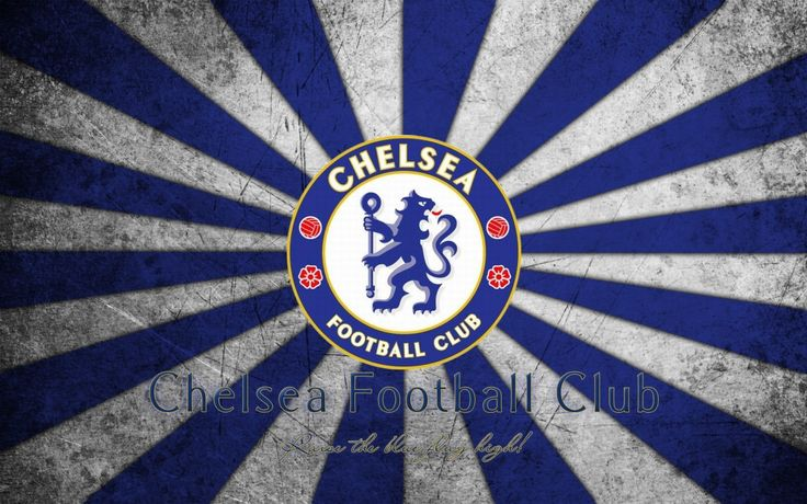 Chelsea Football Logo HD Wallpaper