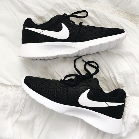 competitive price 71ea3 ac018 Nike women s tanjun shoe in black  ssCollective  ShopStyleCollective   MyShopStyle  ootd