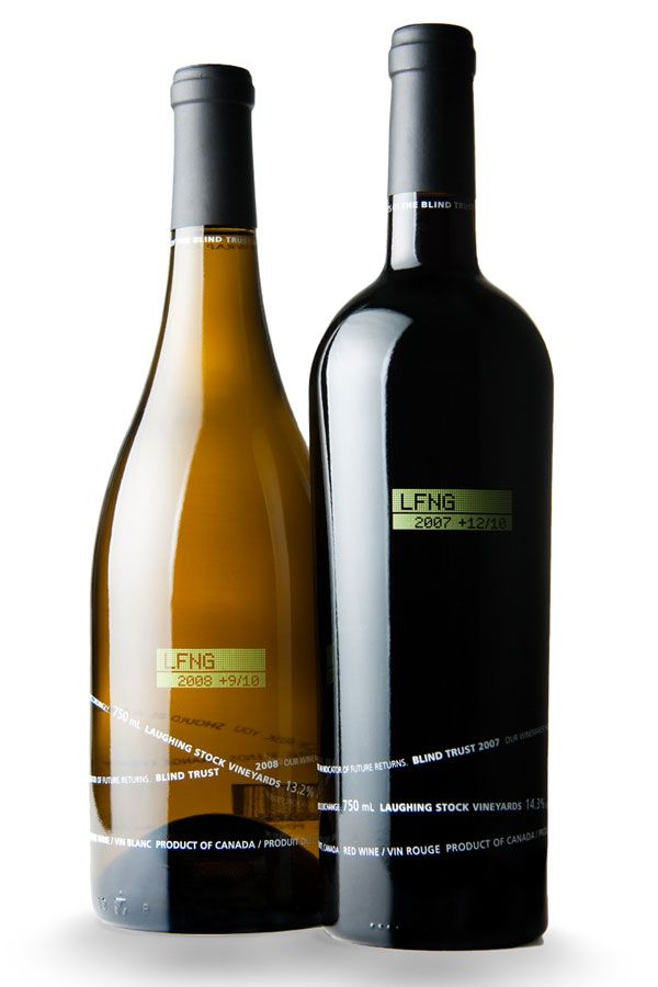 simple original wine design
