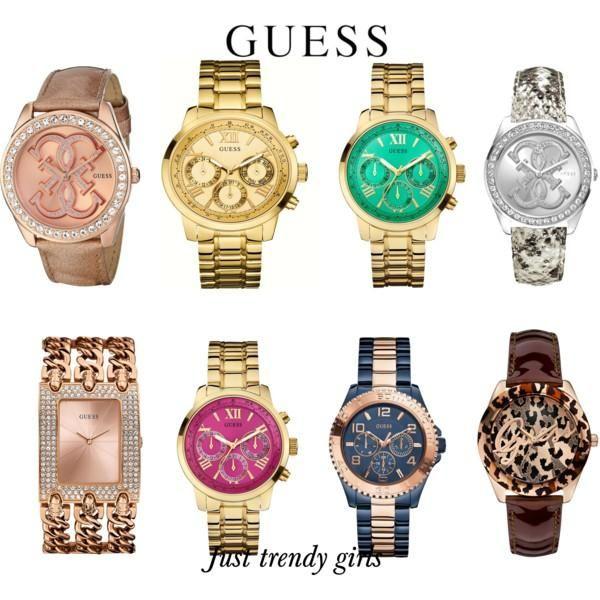Women's Trend Wrist Watches 2015