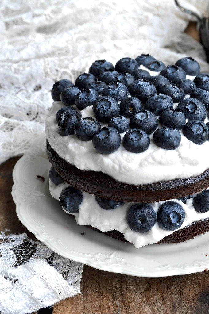 Healthy ish and very rich and dense chocolate cake without refined sugar, butter or grains – but you won't be able to tell at all.