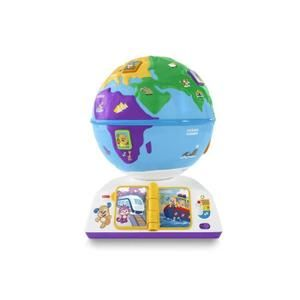 FISHER-PRICE  Le Globe Terrestre de Puppy