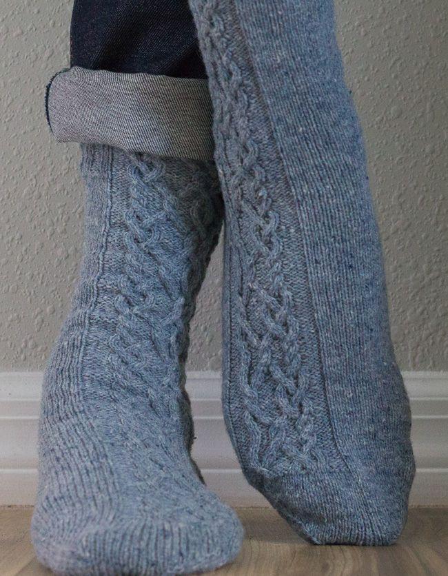 Issuew18 Intermingle Knitty Com Winter 2018 Socks Footies