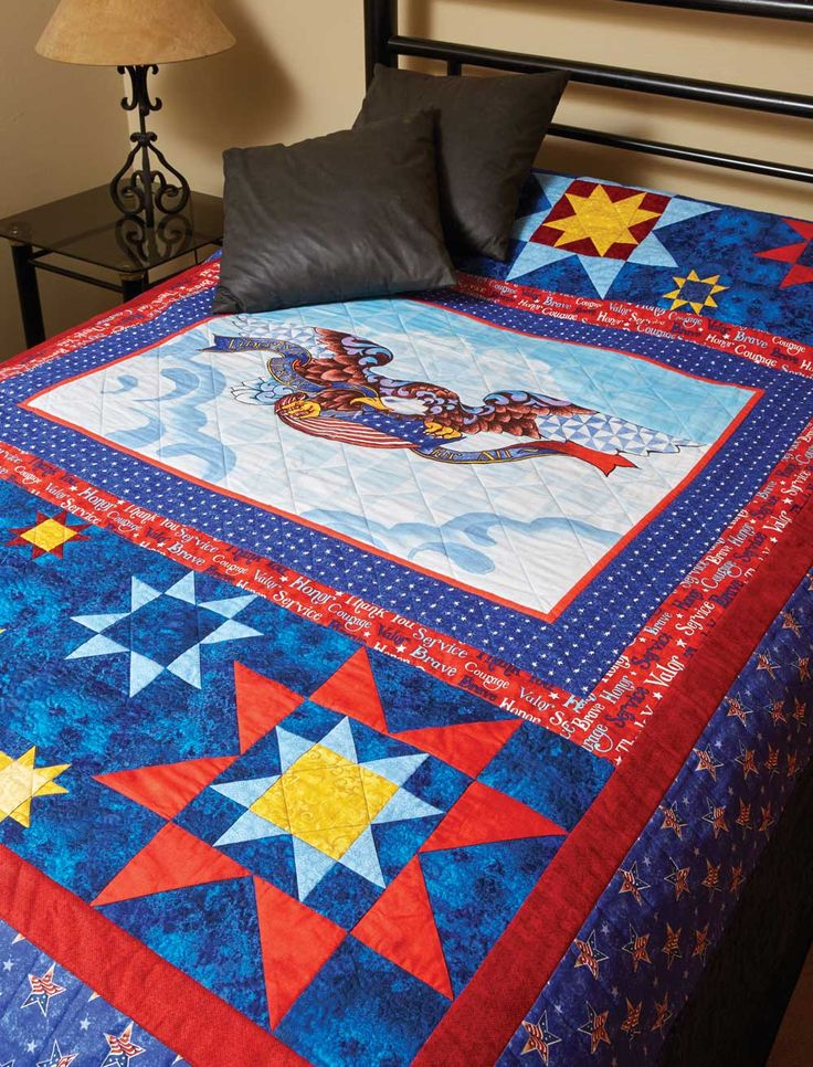 93 Best Images About Patriotic Quilt Patterns And Projects