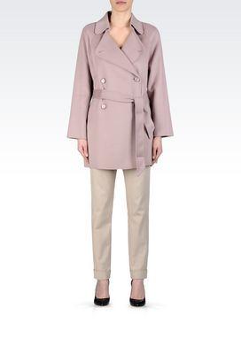 Cappotti Armani Collezioni Donna su Armani Collezioni Online Store