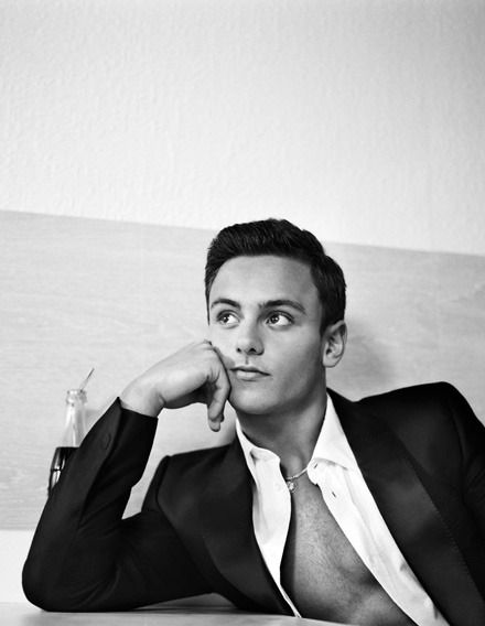 Tom Daley - he is just perfect