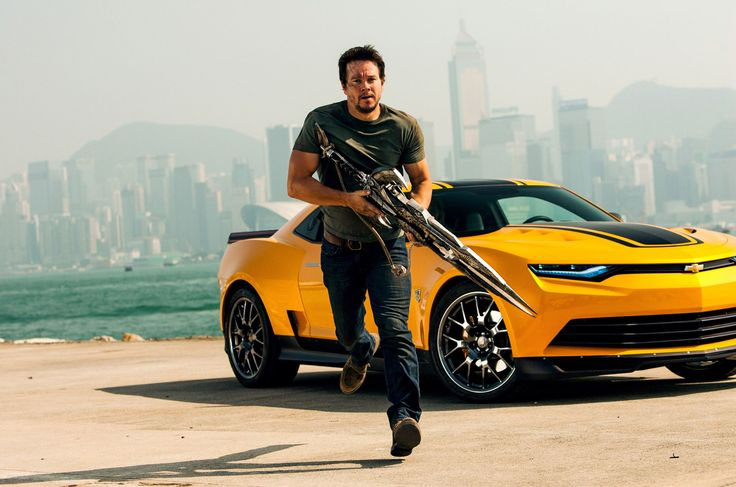 Mark Wahlberg in 'Transformers: Age of Extinction' - Paramount/Everett/REX