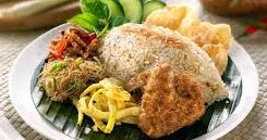 Resep Nasi Ulam Khas Betawi Komplit - Nasi Ulam merupakan panganan khusus tradisional yang asli berasal dari kota Betawi, Jakarta, Indones...