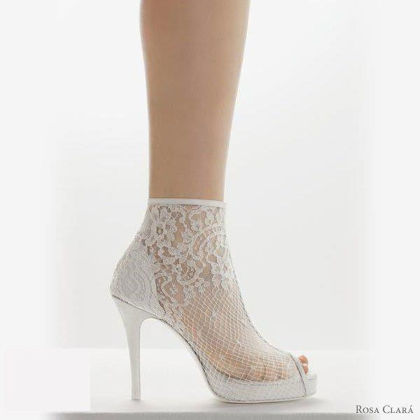 I like these as my bride shoes