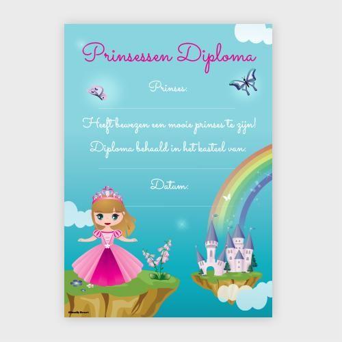 Prinsessen Diploma